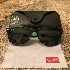 Limited edition Ray-Ban wayfare sunglasses